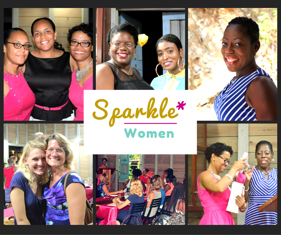 Life doesn't have to be dull. Sparkle - a Christian event for women helps women recognize their true worth in Christ and sparkle like jewels in a crown.