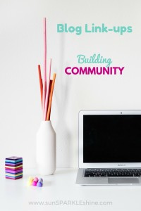 A big part of blogging is building a community where we get to encourage and spur one another on. Here's my list of some amazing sites for blog link-ups. They include Christian blogs and family-friendly sites.