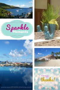 Sparkle Moments – Your Weekend Inspiration: Give Thanks