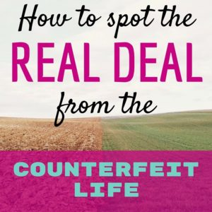 How to Spot the Real Deal from the Counterfeit Life - PIN2 (2)