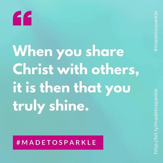 How are you shining today? madetosparkle spreadtheshine   hellip