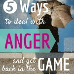 Does anger get the best of you? Here are five choices you can make to overcome anger based on God's Word and sound practical advice.