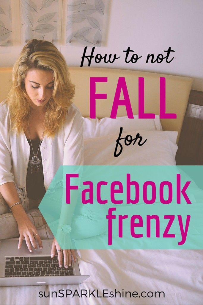 Is Facebook taking up lots of your time? Don't get sucked in. These practical tips and Bible verses can help you put the Good Book above Facebook, any day.