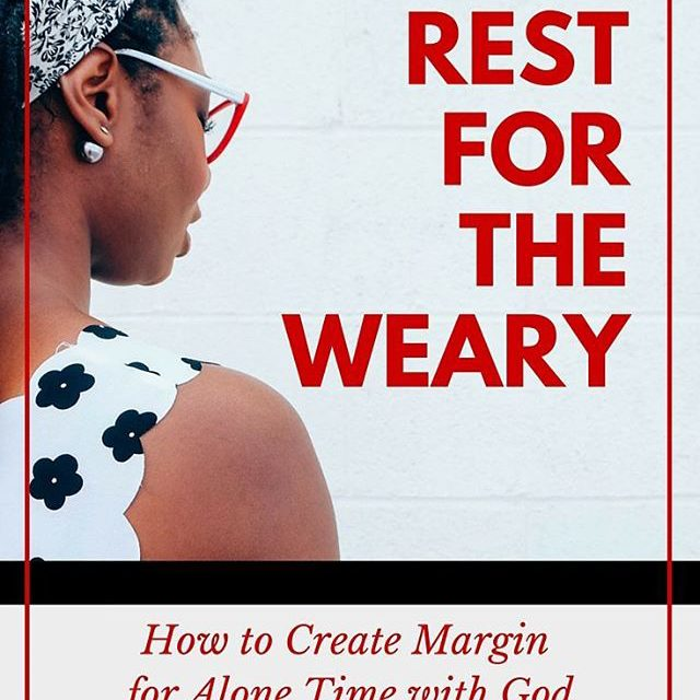 Rest for the weary Sometimes all we need is ahellip