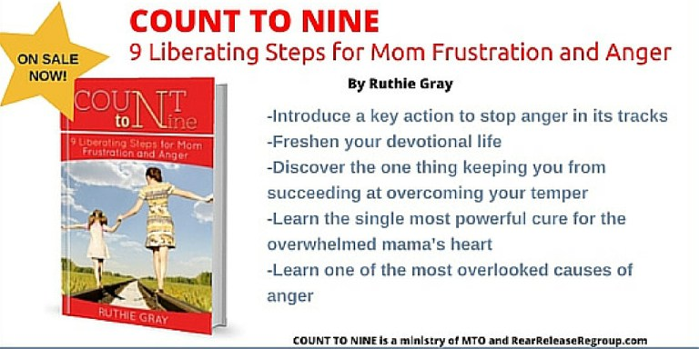 Ruthie Gray - Count to 9 book