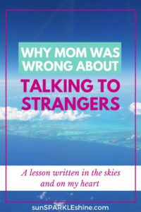 Why Mom was Wrong about Talking to Strangers