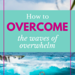 What do you do when waves of overwhelm threaten to overcome you? This one thing never fails to bring us back to shore when we cling to it for dear life. Let this good news wash over you and give you the hope that your soul longs for.