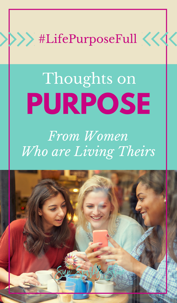 Where do you find inspiration to pursue purpose? Be inspired by women who are living lives full of purpose and meaning and are willing to show you how. They share their favourite quote on purpose, how to seek God's will for your life, how to stay true to your purpose, making the one thing your main thing, and much more. Filled with Biblical wisdom and practical advice to inspire life to the full.