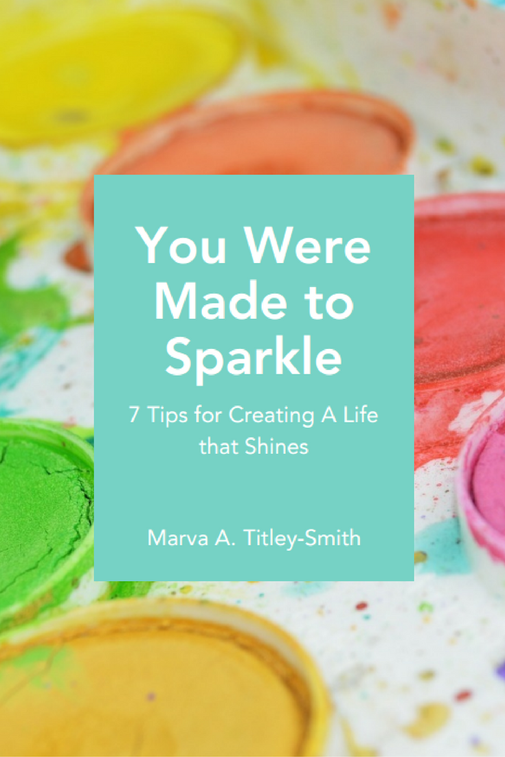 You Were Made to Sparkle encourages women to live life to the full and sparkle for Christ. Regardless of what's been weighing you down, these encouraging Bible verses, practical tips and time-tested truths, will dispel the myths that you've bought into for too long. Get ready to claim your crown because you were made to sparkle!