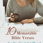Bible verses to help you cultivate a grateful heart. Don't miss the rest of the #GratefulHeart series on lorischumaker.com and sunsparkleshine.com