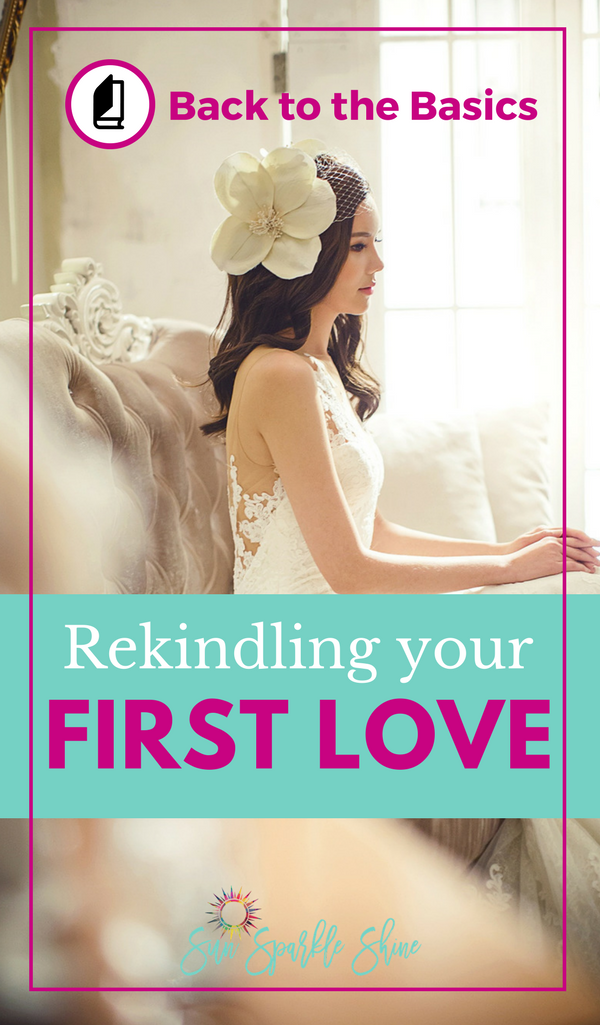 Does your relationship with God fizzle like many other new things you start? Be inspired to return to your first love by going back to the basics. These Christian resources will encourage you on your journey
