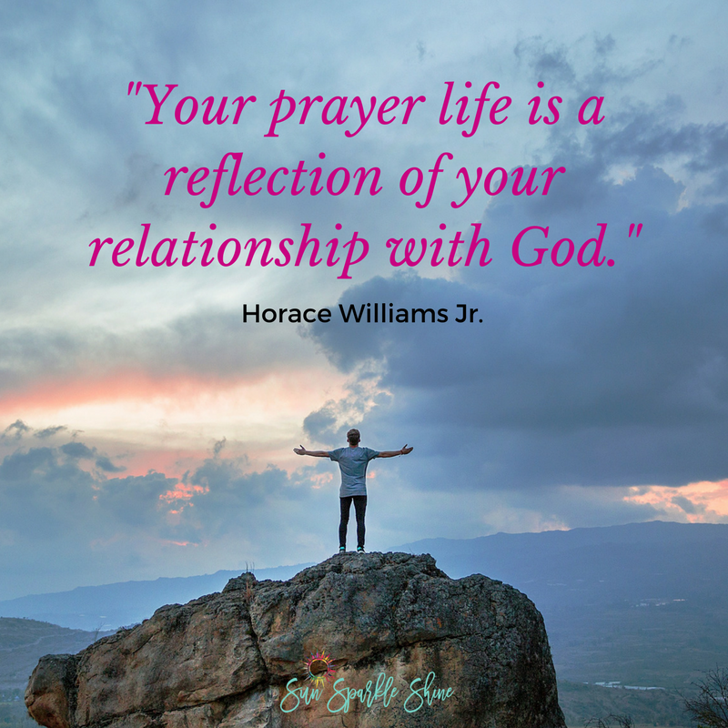 We know that prayer is one of the basic tenets of Christianity but how many believers actually claim to have a powerful prayer life? This interview with Horace Williams Jr., author of Unleash the Power of Prayer in Your Life will inspire you to do just that.
