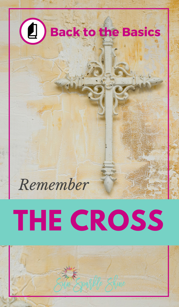 The Cross of Christ is a beautiful image of God's love for us but is it just a symbol? Or does the Cross have the power to transform our lives? To find out more, read this devotional with prompts from the old hymn When I Survey the Wondrous Cross on SunSparkleShine.com. Includes FREE download.
