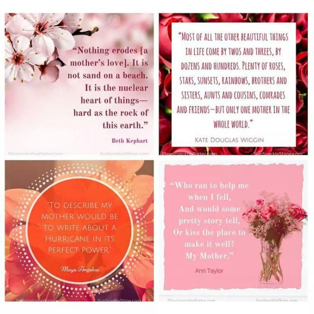 Choose your favourite MothersDay quotegraphic to share with your favouritehellip