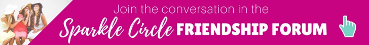 Sparkle Circle Friendship Forum - Join the conversation at SunSparkleShine.com