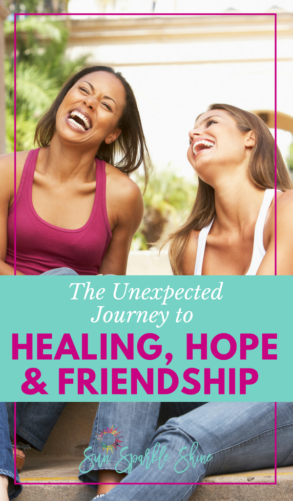 True Friends - The Unexpected Journey to Healing, Hope and Friendship - SunSparkleShine.com