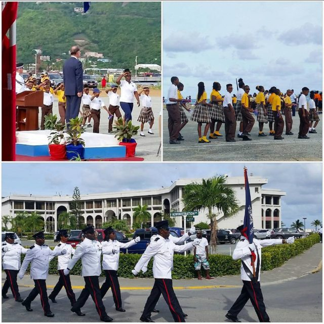 Part of being a British Overseas Territory is celebrating Herhellip