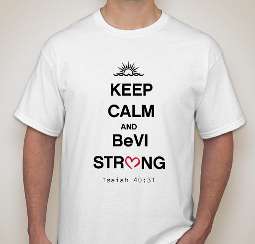Keep Calm Caribbean t-shirts for hurricane Maria relief | SunSparkleShine.com