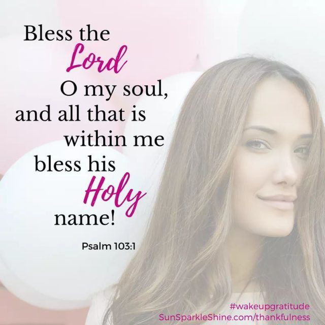 Bless the Lord O my soul and all that ishellip