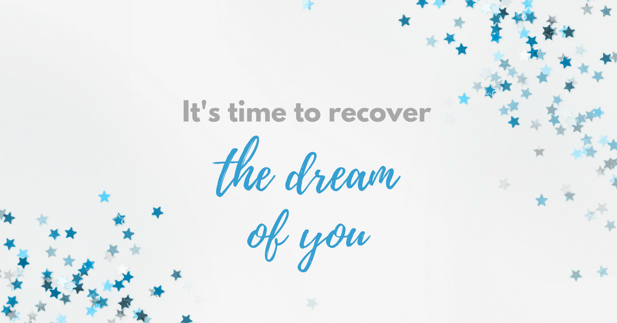 It's time to recover the dream of you -- that God-given identity you've lost along the way. Jo Saxton shares her heart behind her latest book, The Dream of You.