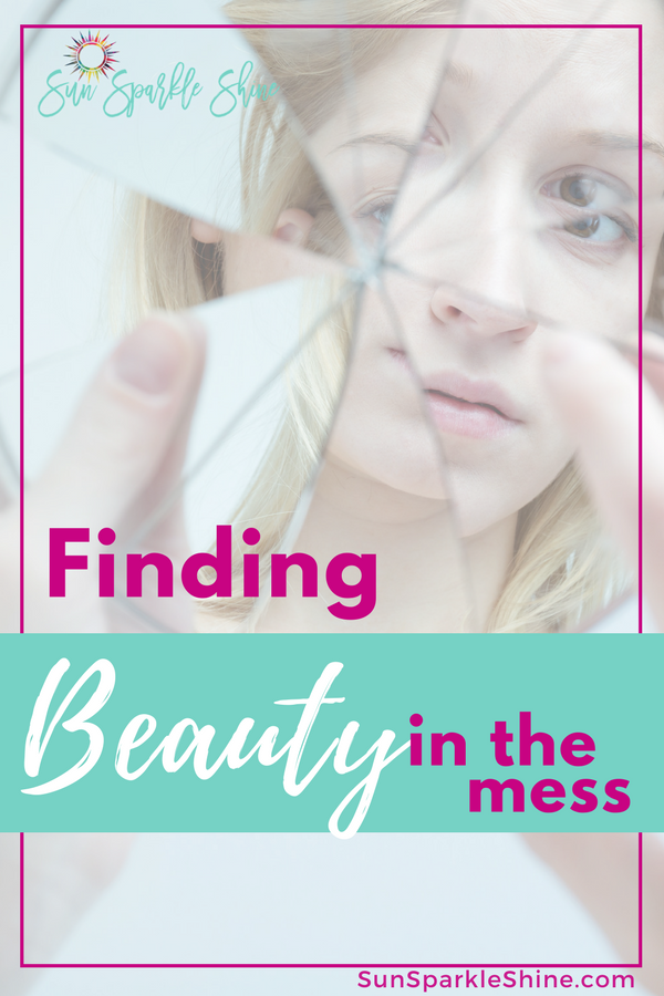 Sometimes the most unlikely places remind us there's beauty in the mess. Know that you are loved by a God who sees beyond your faults and mistakes and wants to call you His own.